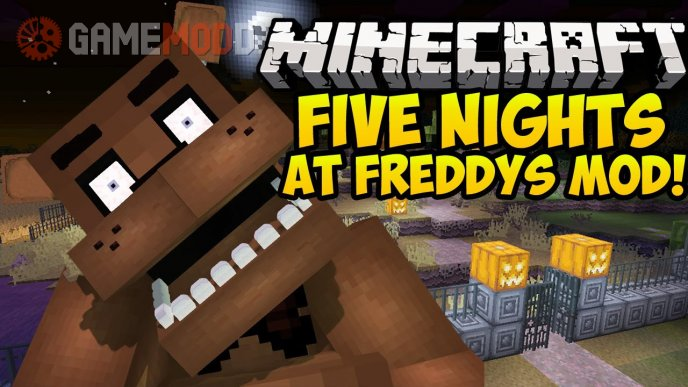 Five Nights at Freddy's [1.7.10]