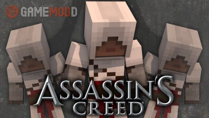 AssassinCraft [1.7.10] [1.7.2]