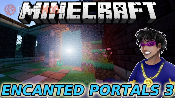 Enhanced Portals 3 [1.7.10] [1.7.2] [1.6.4]
