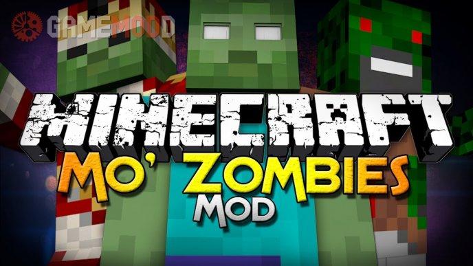 Mo' Zombies [1.7.10] [1.7.2] [1.5.2]