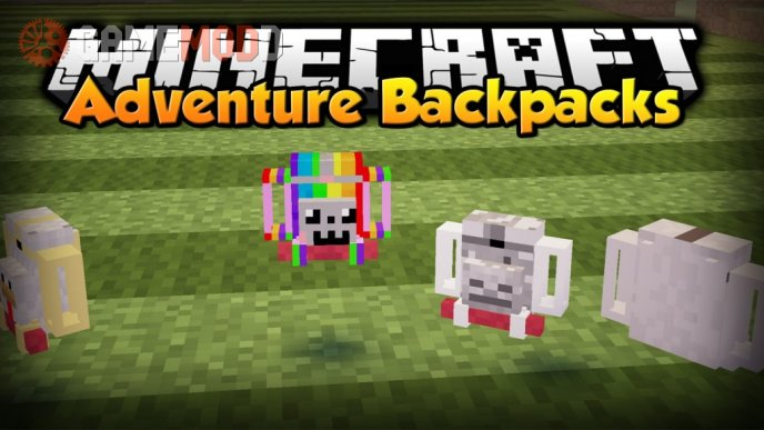 Adventure Backpack [1.7.10]