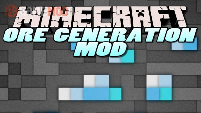 Custom Ore Generation Revival [1.7.10] [1.7.2] [1.6.4]
