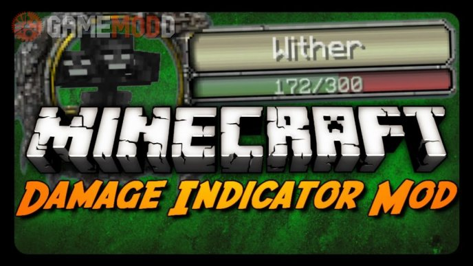Damage Indicators [1.8] [1.7.10] [1.7.2]