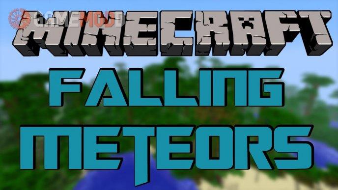Falling Meteors [1.7.10] [1.7.2] [1.6.4]