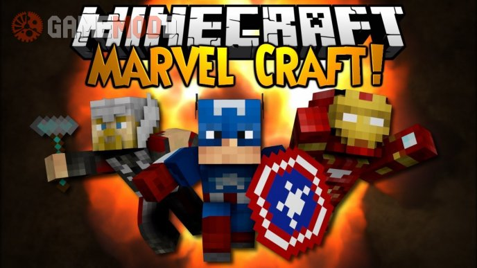 The Marvel Craft Universe [1.7.10]