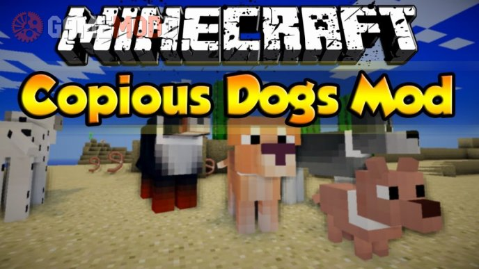 Copious Dogs by wolfpup [1.7.10] [1.7.2]