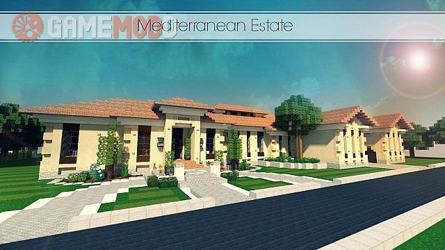 Mediterranean Estate [1.7.2] [1.6.4]