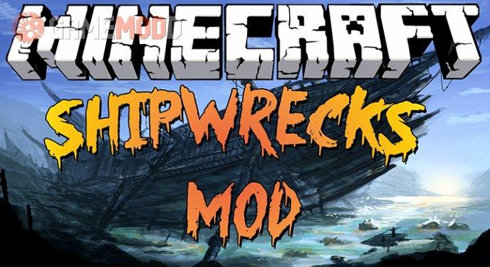 Shipwrecks [1.8] [1.7.10] [1.7.2]