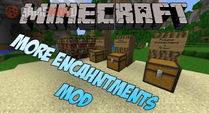 More Enchantments [1.8] [1.7.10] [1.7.2]