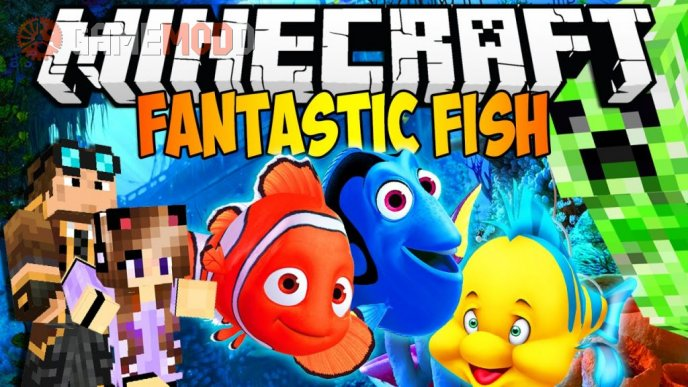Fantastic Fish [1.7.10] [1.7.2]