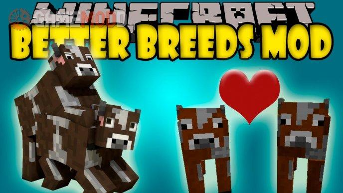 Better Breeds [1.7.10]