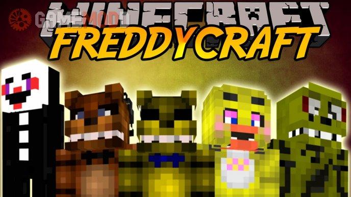 FreddyCraft [1.7.10]