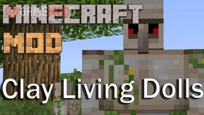 Clay Living Dolls [1.7.10]