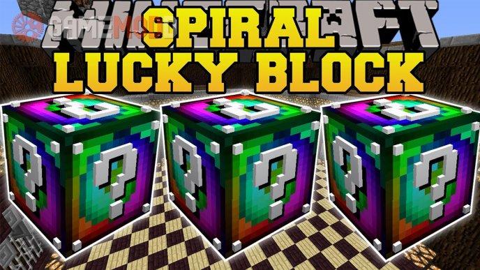 Lucky Block Spiral [1.8]