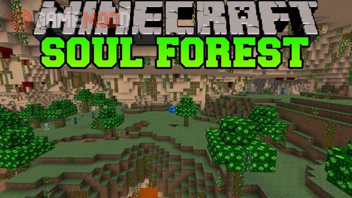 Soul Forest [1.7.10] [1.6.2] [1.5.2]