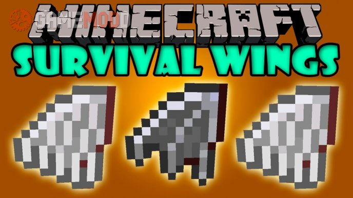 Survival Wings [1.7.10] [1.7.2] [1.6.4]