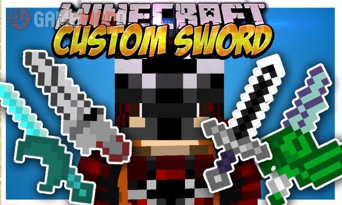 Custom Sword [1.7.10]