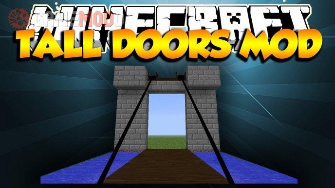 Tall Doors [1.7.10] [1.6.4]