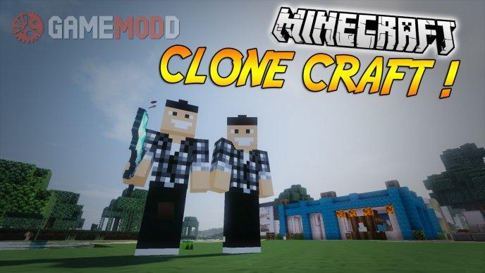 Clone Craft [1.7.10] [1.6.4]