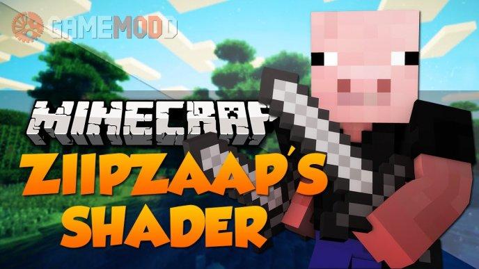 Ziipzaap's Shader Pack [1.8] [1.7.10] [1.6.4]