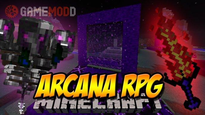 Arcana RPG [1.7.10] [1.7.2]