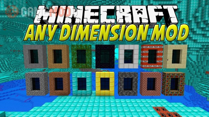 Any Dimension [1.7.10]