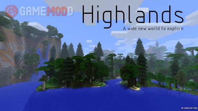 Highlands [1.8] [1.7.10] [1.6.4]