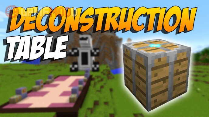 Deconstruction Table [1.8] [1.7.10]