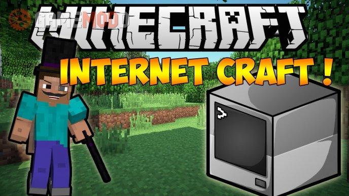InternetCraft [1.8] [1.7.10]