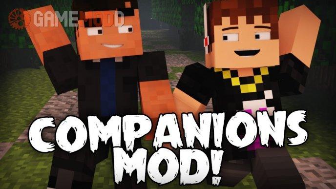 Companions [1.8] [1.7.10]