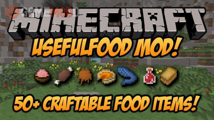 UsefulFood [1.8] [1.7.10]