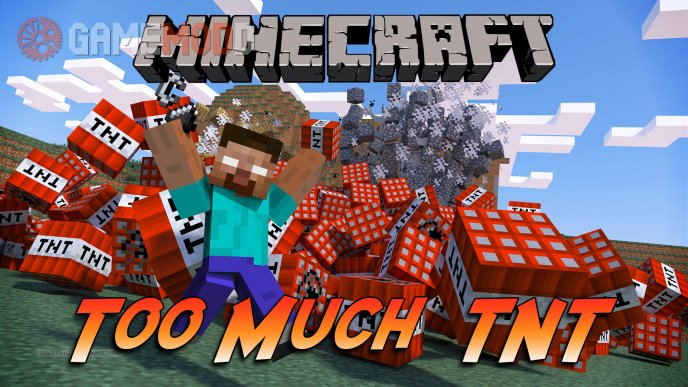 Too Much TNT [1.8] [1.7.10]