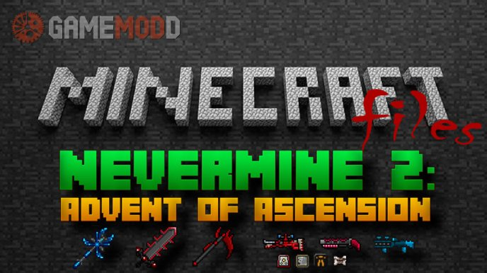 Nevermine 2 – Advent of Ascension [1.7.10]
