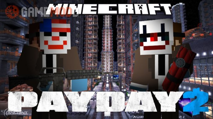 PayDay 2 [1.7.10] [1.7.2]