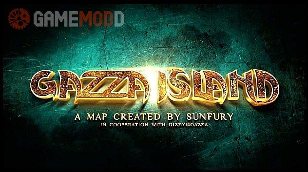Gazza Island [1.7.4] [1.8.1] [1.8] [1.7.10] [1.7.5]