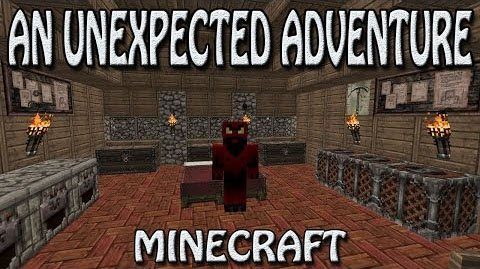 An Unexpected Adventure [1.8.1] [1.8] [1.7.10] [1.7.4] [1.7.2]