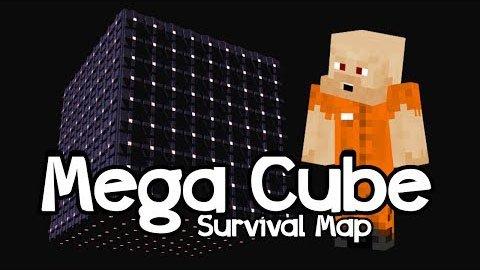 Mega Cube Survival [1.8.1] [1.8] [1.7.10] [1.7.2]