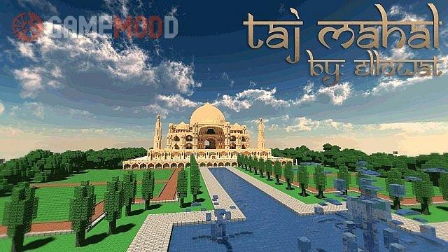 Taj Mahal [1.8.1] [1.8] [1.7.10] [1.7.2]