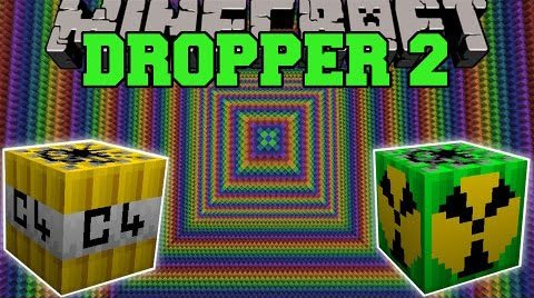 The Dropper 2 [1.8.1] [1.8] [1.7.10] [1.7.2]