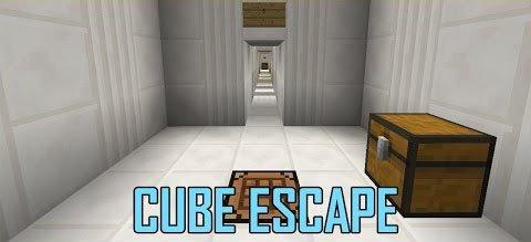 Cube Escape [1.8.1] [1.8] [1.7.10] [1.7.2]