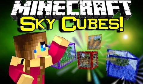 Sky Cubes Survival [1.8.1] [1.8] [1.7.10]