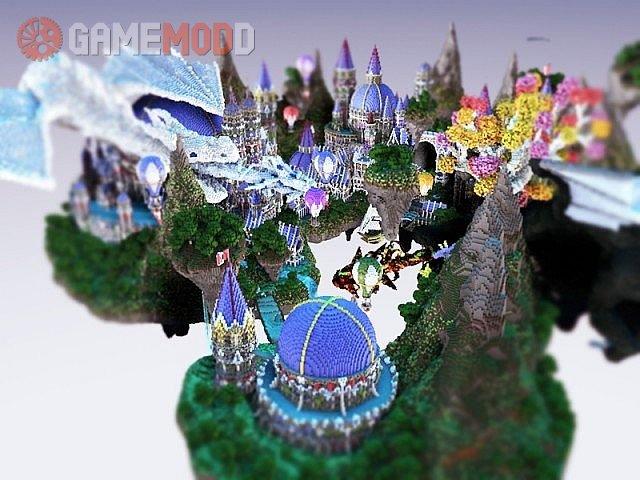 Ferrin - Fantasy City [1.8.1] [1.8] [1.7.10] [1.7.2]