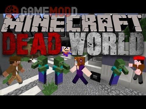 Dead World [1.8.1] [1.8]