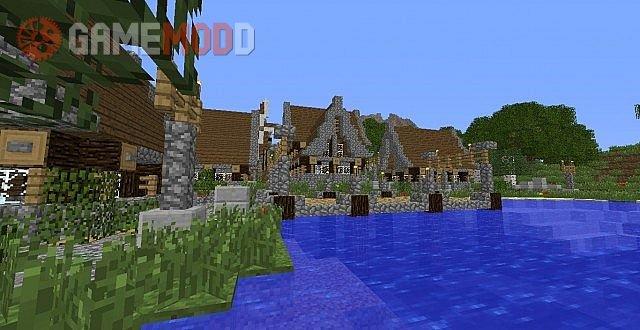 Elderwood | Medieval Village [1.8] [1.7.10]