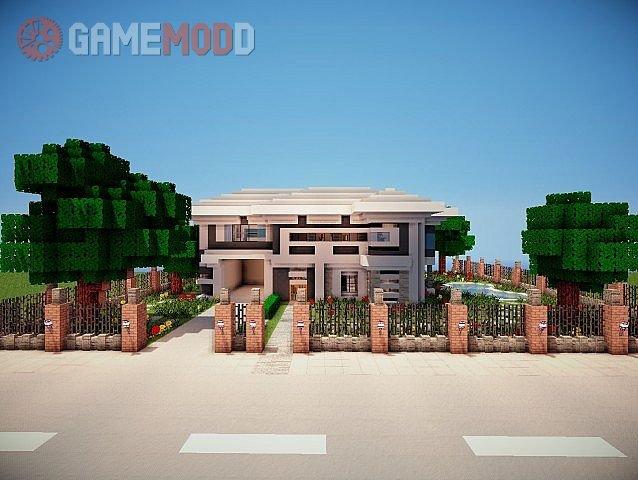 Modern House [1.8] [1.7.10]