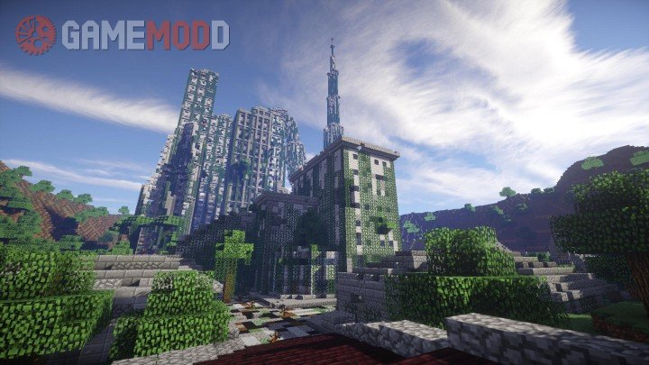 minecraft 1.6 4 city maps