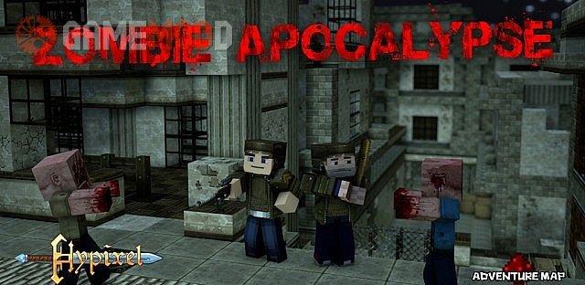 Zombie Apocalypse [1.8.9] [1.8] [1.7.10]