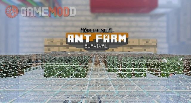 Ant Farm Survival [1.8.9] [1.8] [1.7.10]