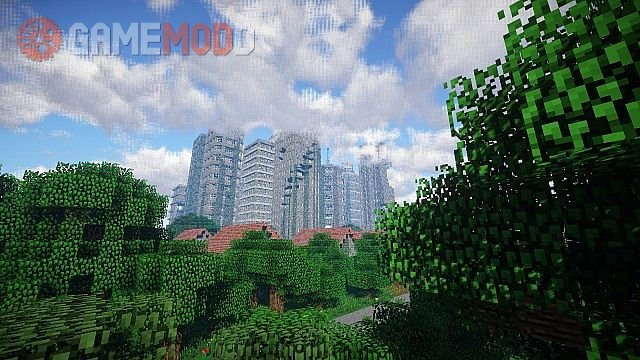 Open World Zombie Apocalypse [1.8.9] [1.8] [1.7.10]