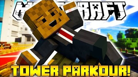 Tower Parkour [1.8.9] [1.8]